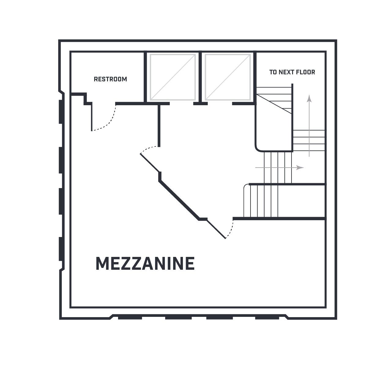 100 House Plans With Mezzanine Floor Gallery Of